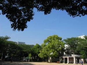 池田市駅前公園