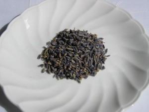 ラベンダー茶