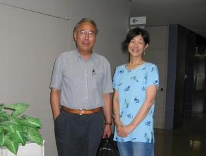 内橋先生と私