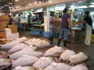 東京 築地市場