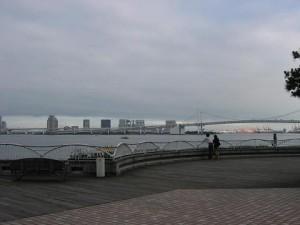 東京 竹芝桟橋
