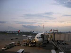 東京 羽田空港