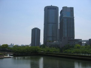 帝国ホテル大阪(大阪府大阪市)