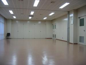 ボディワーク星の宮のレッスン会場:上池田会館(大阪府池田市)