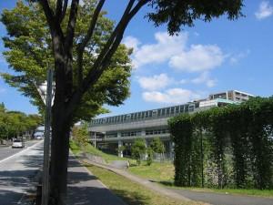 大阪モノレール彩都線・阪大病院前駅(大阪府