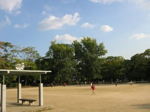 辻が池公園(大阪府池田市)