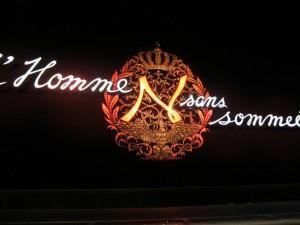 宝塚大劇場 星組公演「眠らない男・ナポレオン ―愛と栄光の涯(はて)に―」